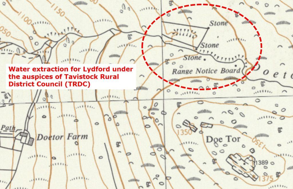 TRDC Map