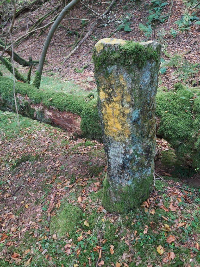 Boundary Stone 3
