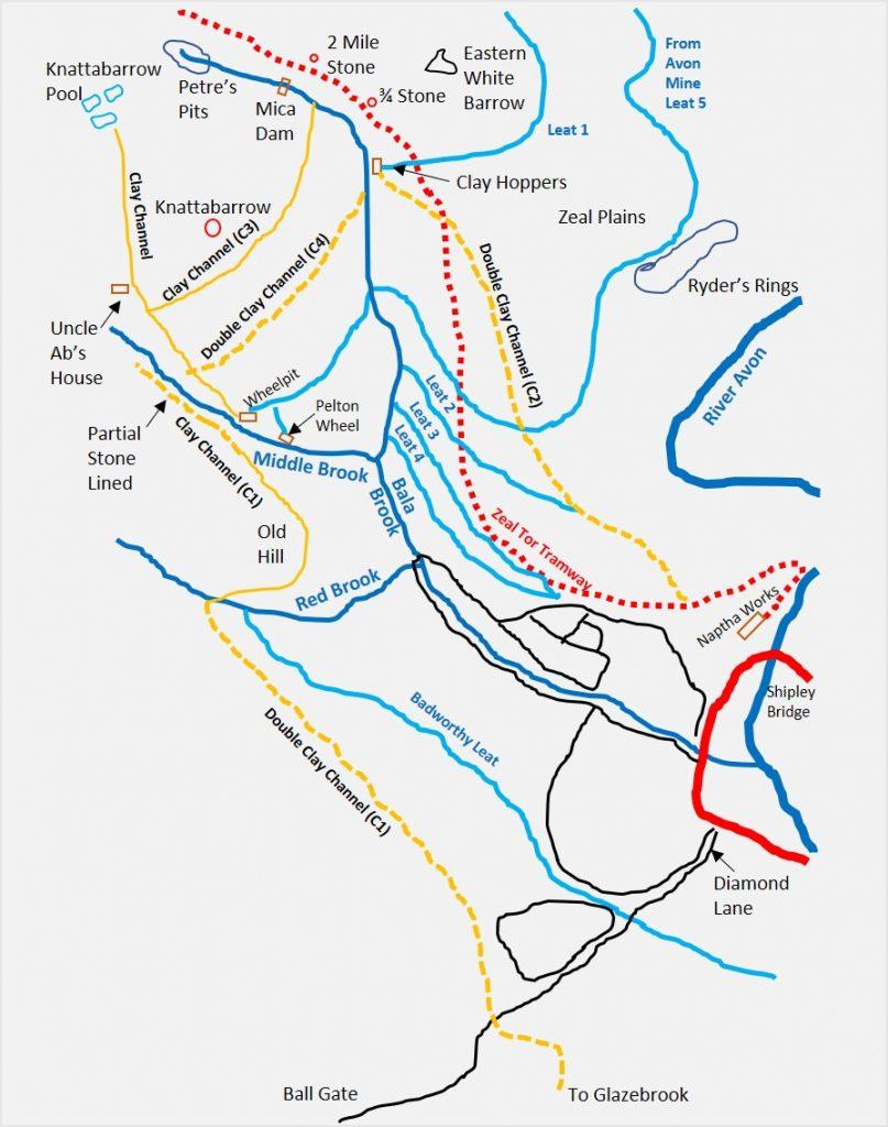 Brent Moor Plan