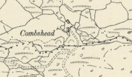 Combeshead Map