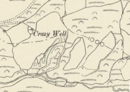 Crazywell Map