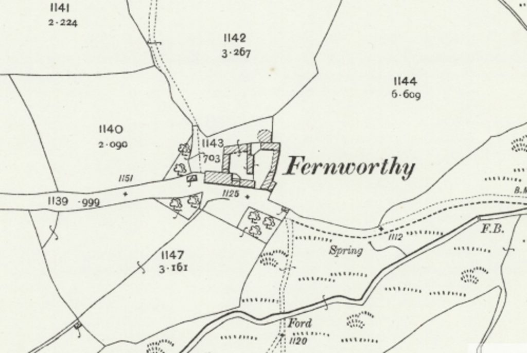Fernworthy map 1