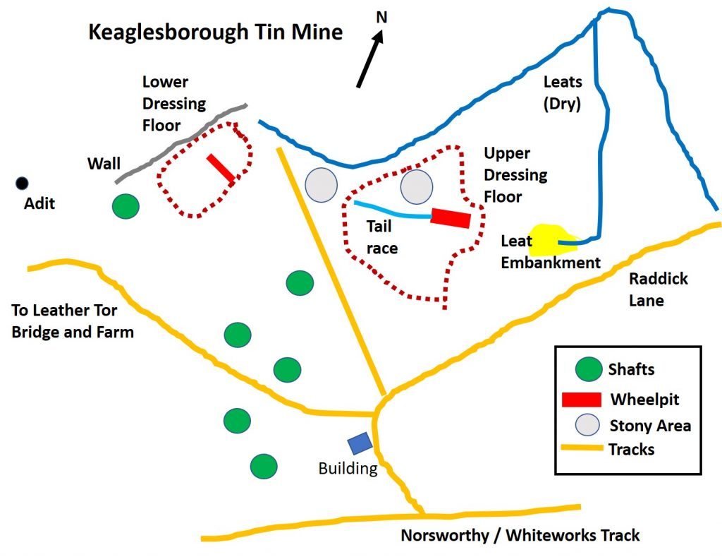 Keaglesborough Plan