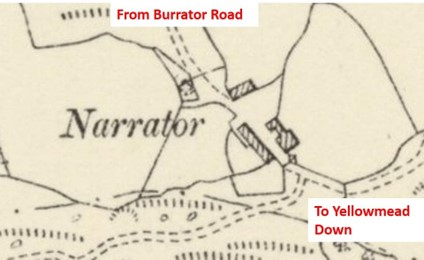 Narrator Map