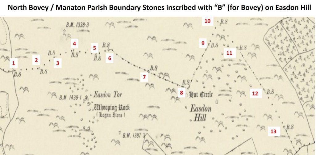 Stones Map 1
