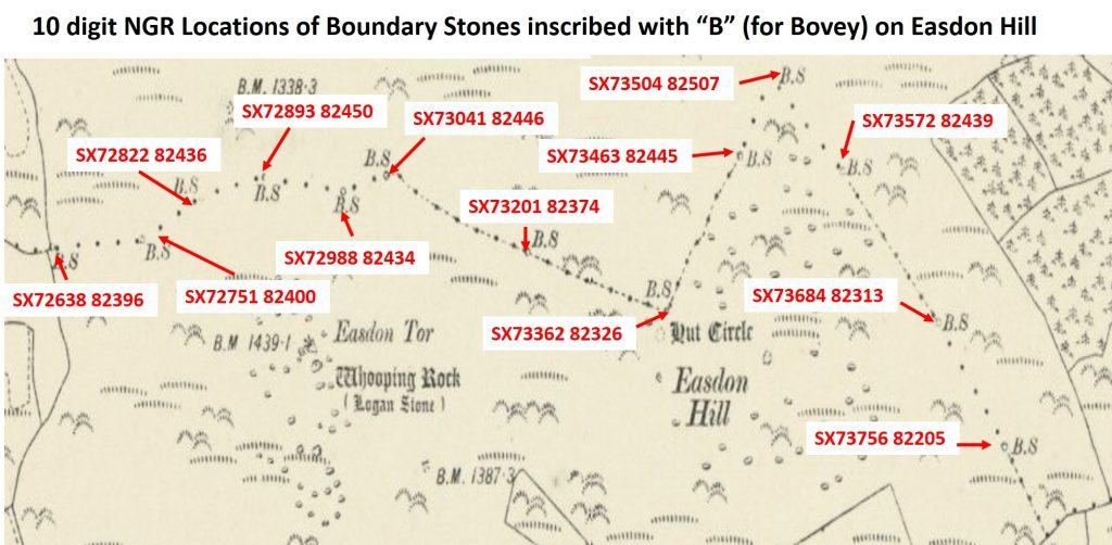 Stones map 2