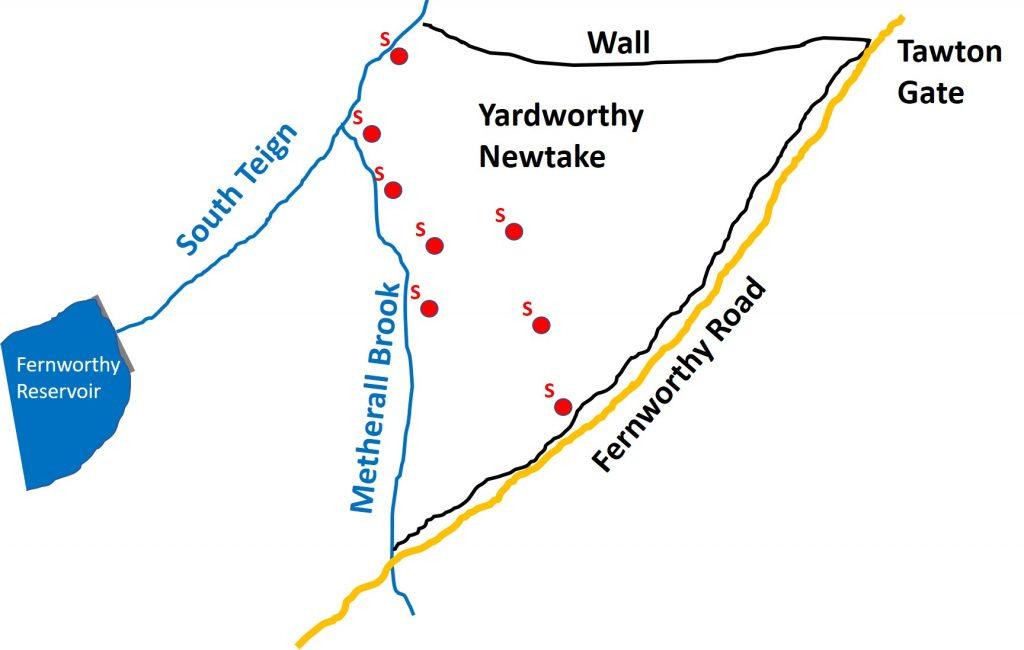 Yardworthy Map