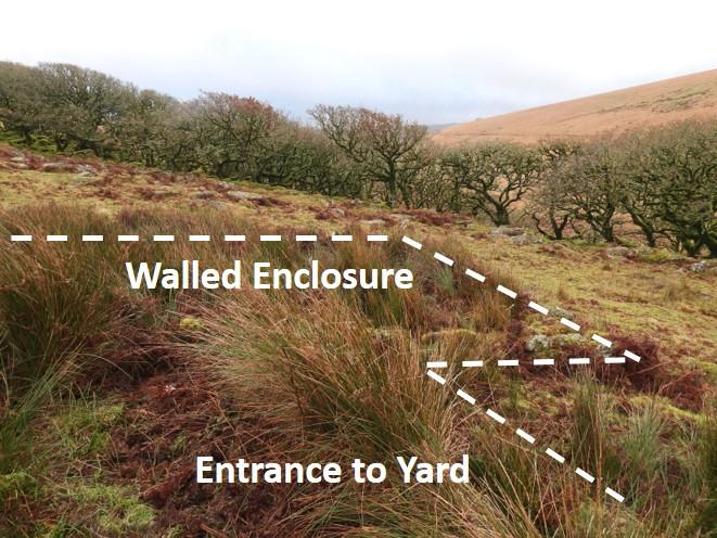 Walled Enclosure 3