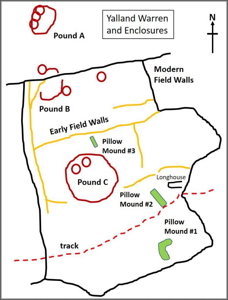 Yalland Map