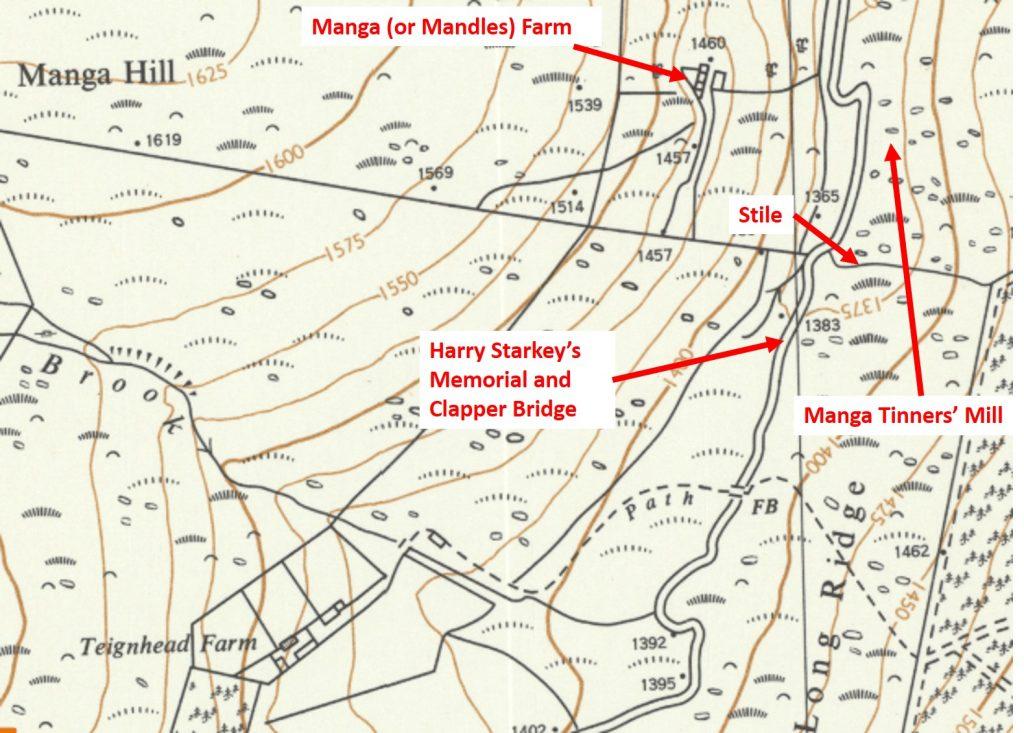 Manga Map
