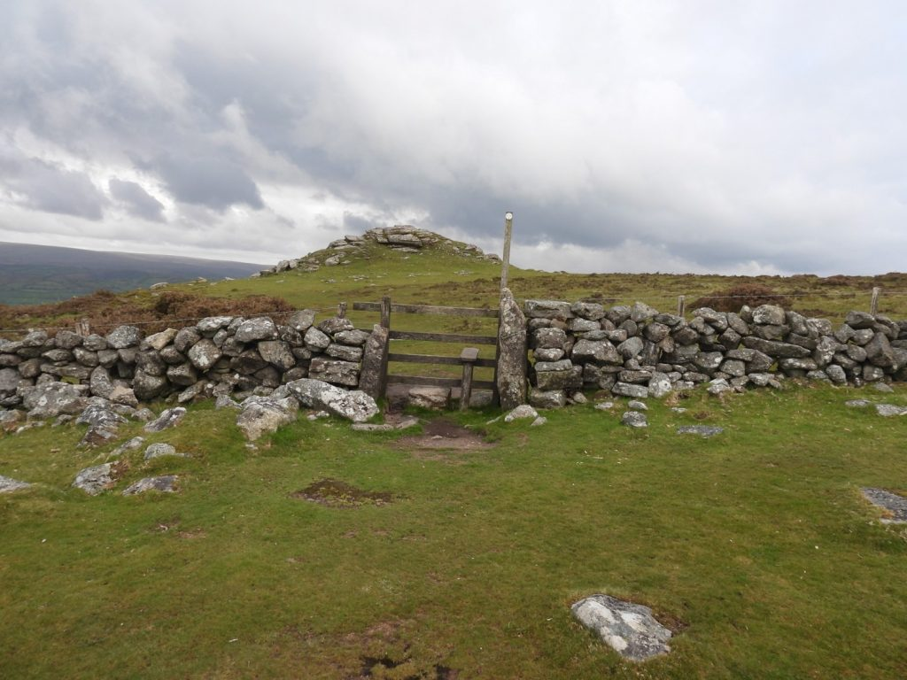 Gate facing beacon