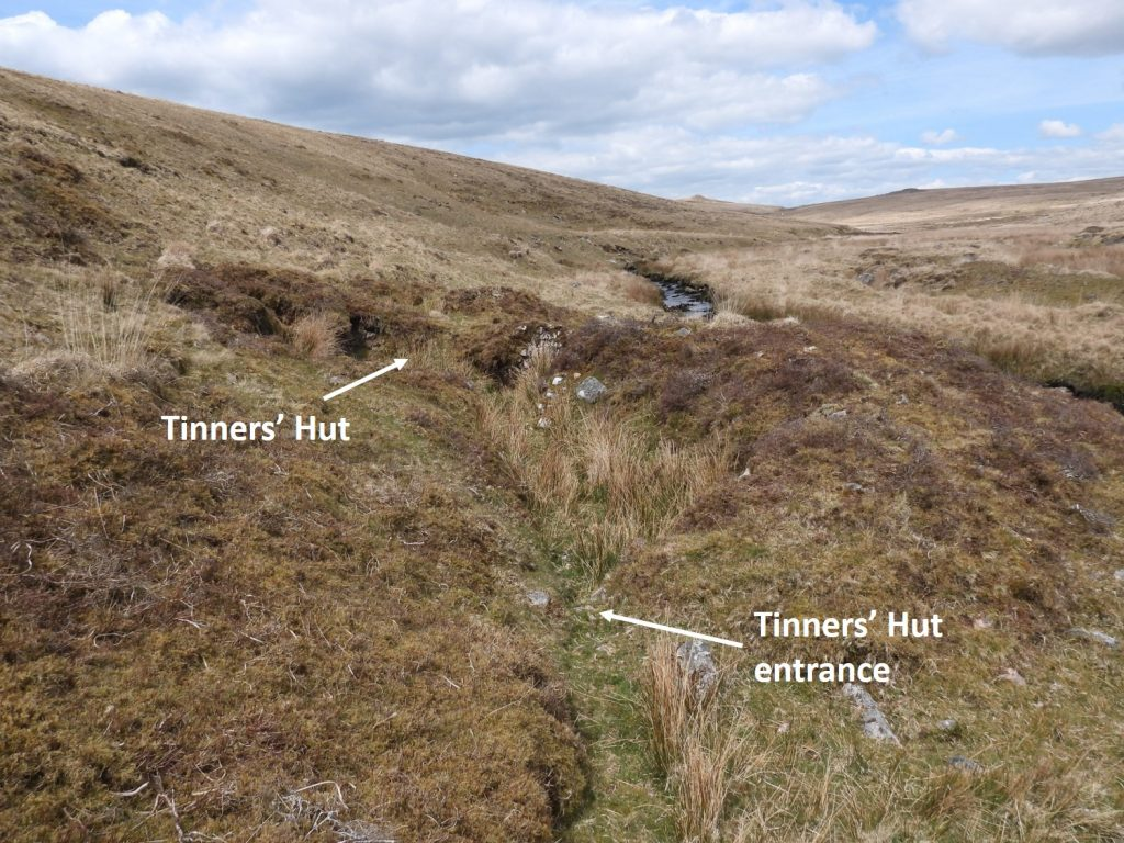 Kerbeam Tinners Hut 1