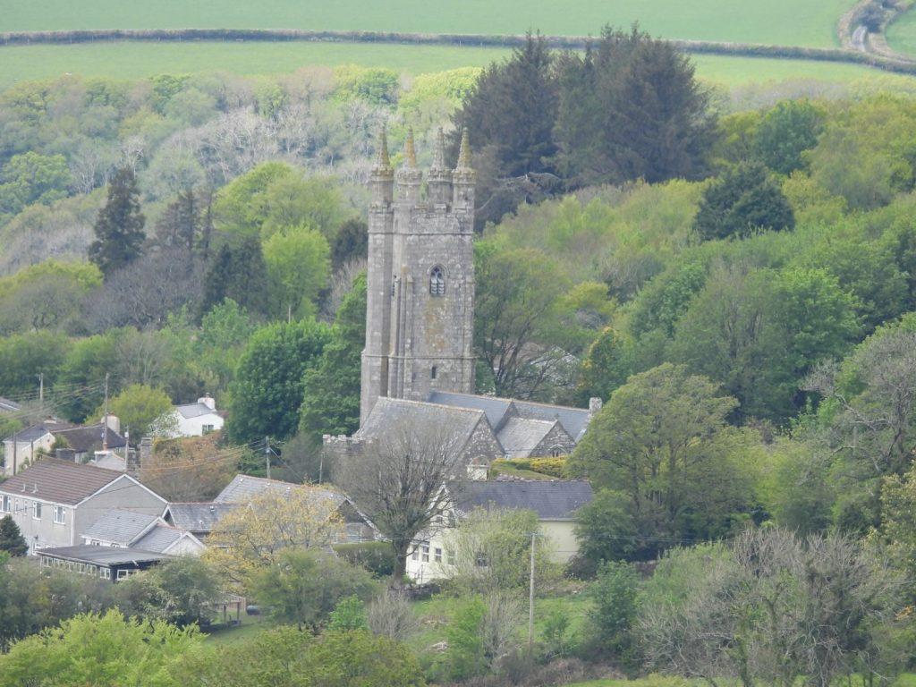 Shaugh Prior Church