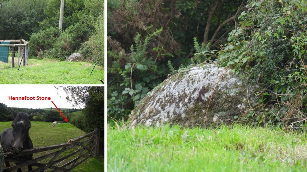WTM 19 - Hennafoot Stone