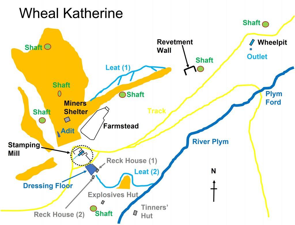 Wheal Katherine Plan