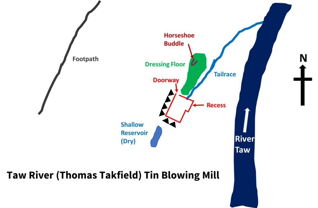 Takfield Map