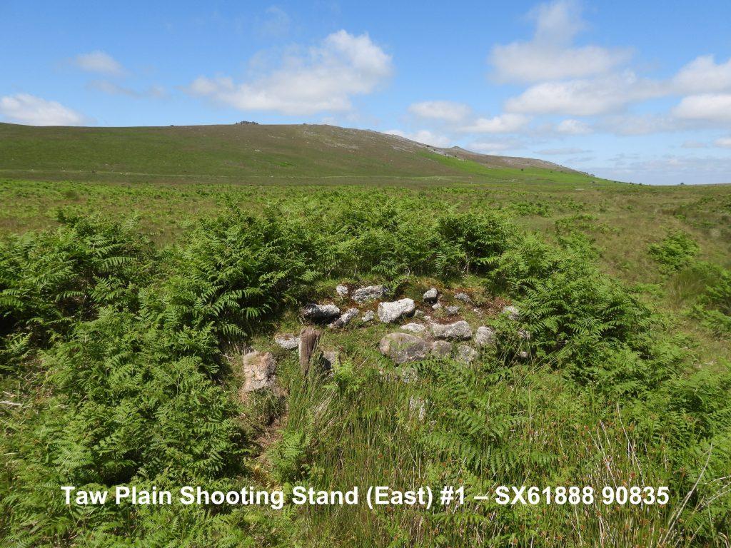 Taw Plain 8 - Shooting stand