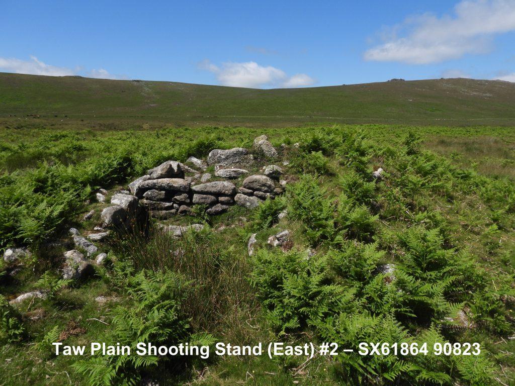 Taw Plain 9 - Shooting stand