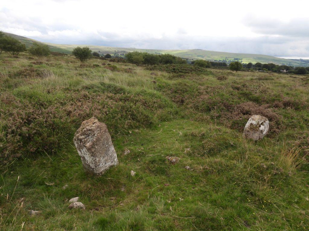 38. Uninscribed stones