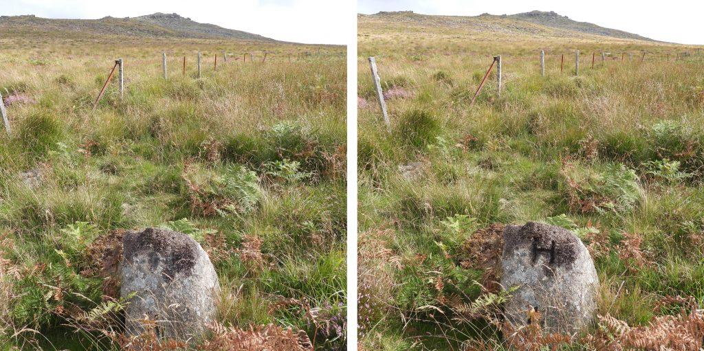 53. H Stone Fence Area 1