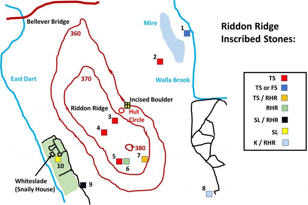 Riddon Ridge Map 1