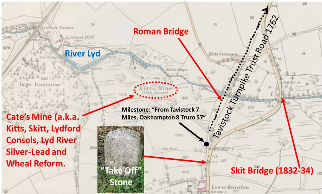 Take Off 1 - Beardon Map