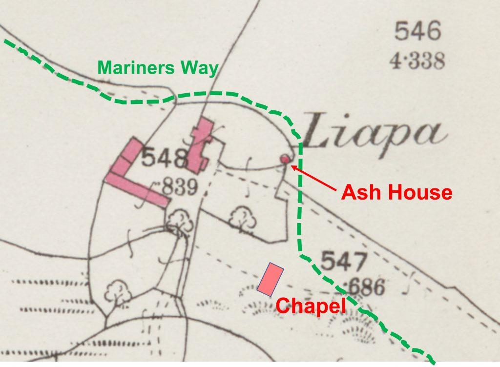 Liapa Map 1