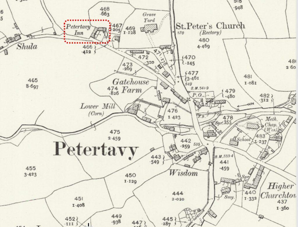 Peter Tavy Inn 1